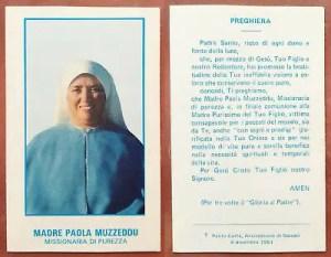 Madre Paola, la suora della purezza, è Venerabile!