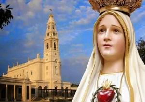 Preghiera di consacrazione alla Madonna di Fatima