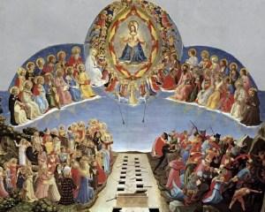 LA COMUNIONE DEI SANTI - 1 e 2 novembre