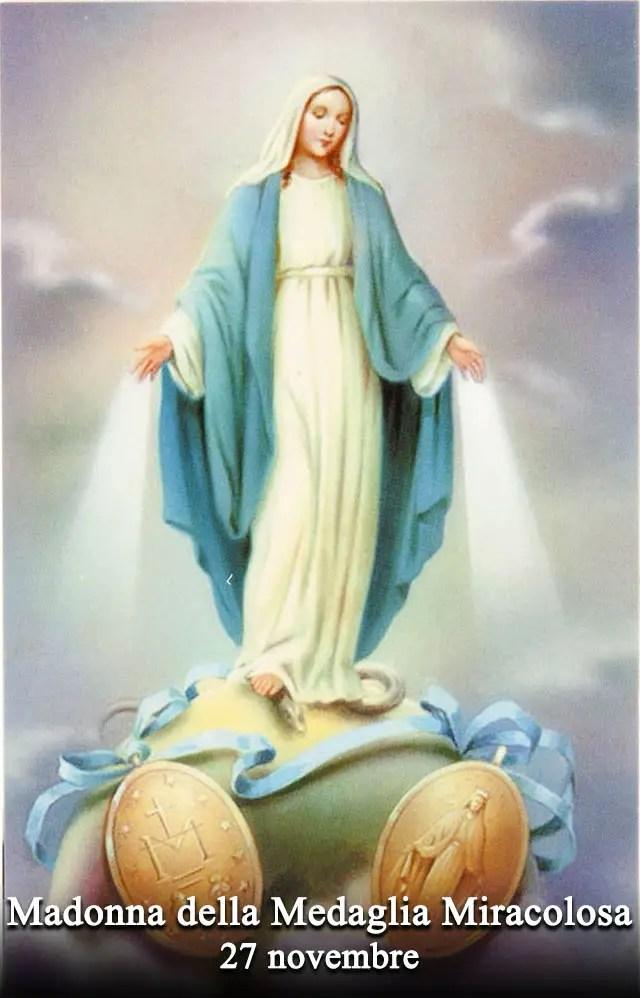Beata Vergine della Medaglia Miracolosa