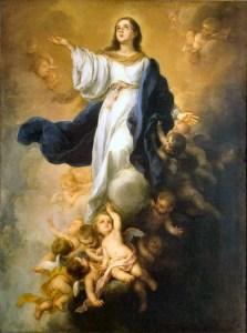 Novena alla Beata Vergine Maria Assunta in cielo