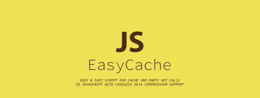 js-EasyCache