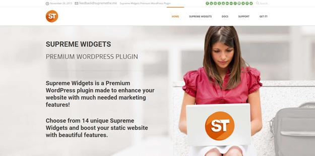 supreme-widget
