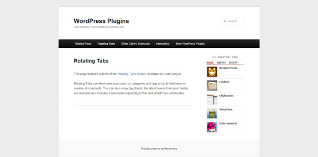 tabs-widget-for-wordpress