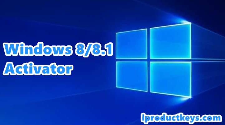 Windows 8/8.1 Activator Manual Or Software Working 100%