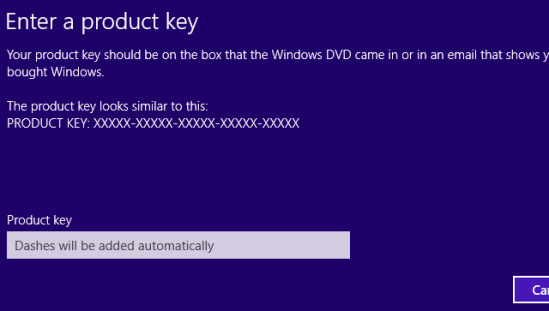 the product key for windows 8.1 pro