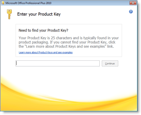 ms office 2010 product key for windows 7 free download