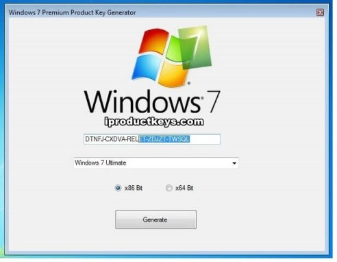 Working 2019 ] Windows 7 Ultimate Product Key For 32-64bit