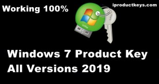 Windows XP Product Key Free | All Editions Universal |Full
