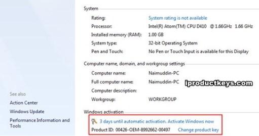 windows 7 64 bit home premium keygen