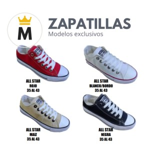 zapatillas all star-midas-calzados-iprofe.com.ar