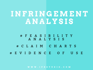 freedom to operate clearance search invalidity search patentability search state of the art search prior art search product infringement novelty search how to check patent infringement