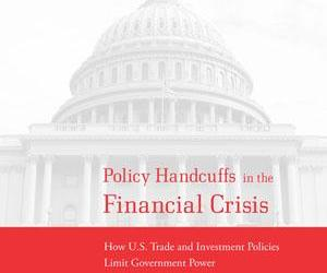 Policy Handcuffs in the Financial Crisis