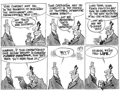 Pro-Choice Cartoon