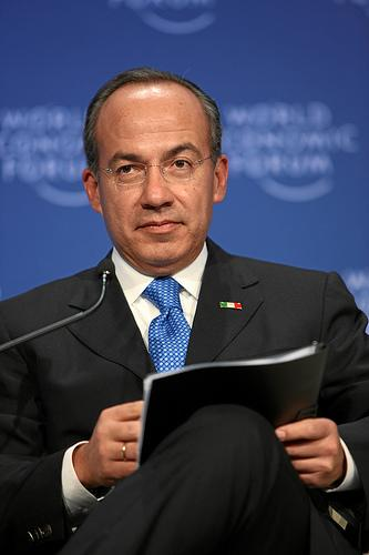 Calderon's Visit to Washington