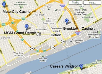 Detroit S Unsustainable Casino Economy Institute For