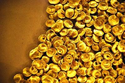 lure of gold