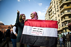 Tunisia's Spark and Egypt's Flame: the Middle East is Rising
