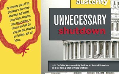 Unnecessary Austerity, Unnecessary Shutdown