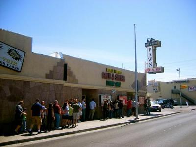 """The Gold & Silver Pawn Shop in Las Vegas teaches lessons on repurposing through the hit show """"Pawn Stars."""" CC photo by Pocheco."""
