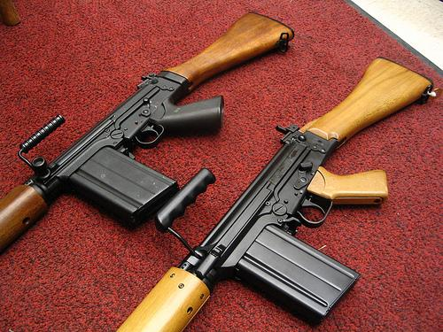 Don't Tread on My Guns