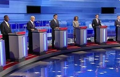 GOP Debates are More Entertaining than GOP Policies