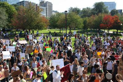 Report from Occupy Boston