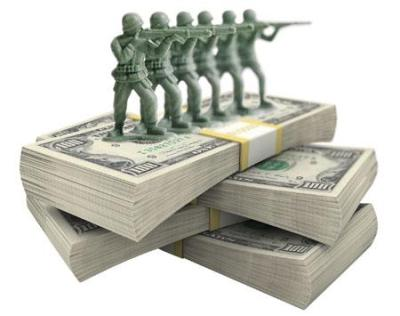 Military Spending Belongs on the Table