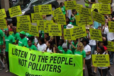 People not polluters