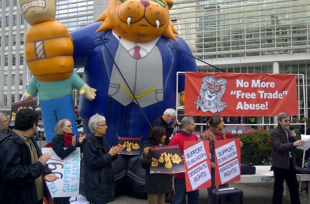 Human Rights over Corporate Rights: Taking on the Trade Laws of the 1 Percent