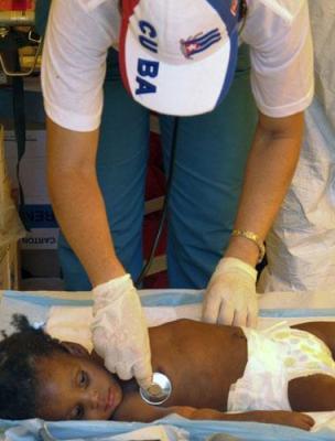 Environmental Internationalism: Cuba's New Mission?