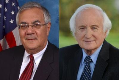 Barney Frank and Sander Levin had strong words on capital controls for the Obama administration.