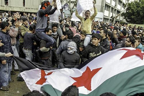 Syrian Uprising Morphs Into Regional and Global Wars