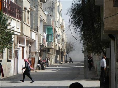 Staunching Syria's Wounds