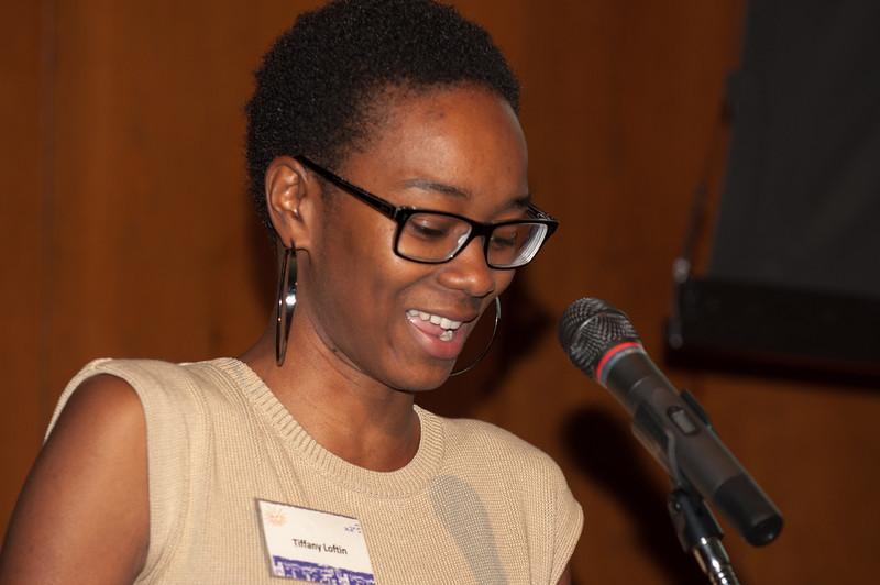 Tiffany Dena Loftin's Letelier-Moffitt Award Speech