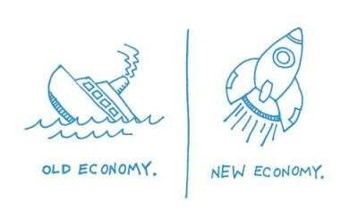 Old and New Economy