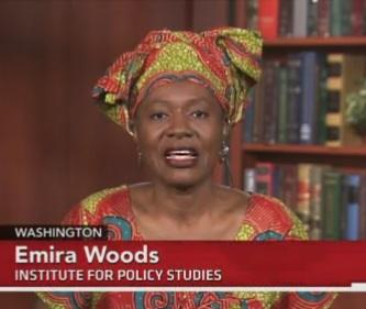 No Military Solution in Mali, Emira Woods Says