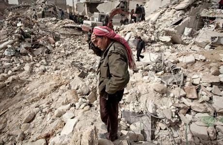 Syria: We need to stop a new war in the Middle East