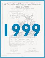 Executive Excess 1999: A Decade of Executive Excess