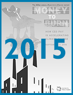 Executive Excess 2015: Money to Burn