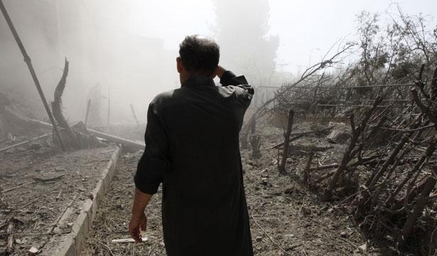 Moral Obscenities in Syria