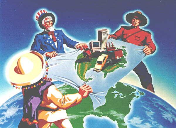 NAFTA's Impact on Communities and The Environment