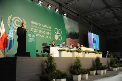 Opening COP19 Warsaw: A Climate Justice Take on UN Talks