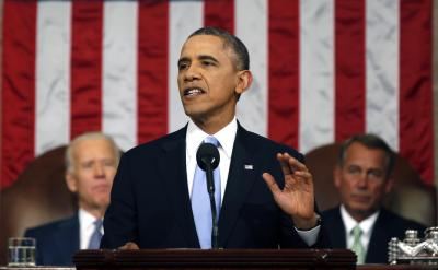 Obama State of the Union address 2014