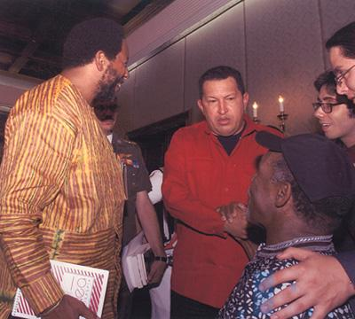 Hugo Chavez Frias: In Memory, Solidarity, Commitment to Participatory Democracy and Justice in Peace
