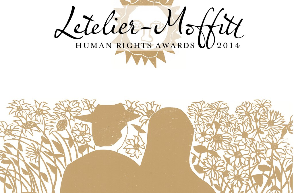 Letelier-Moffitt Human Rights Awards 2014
