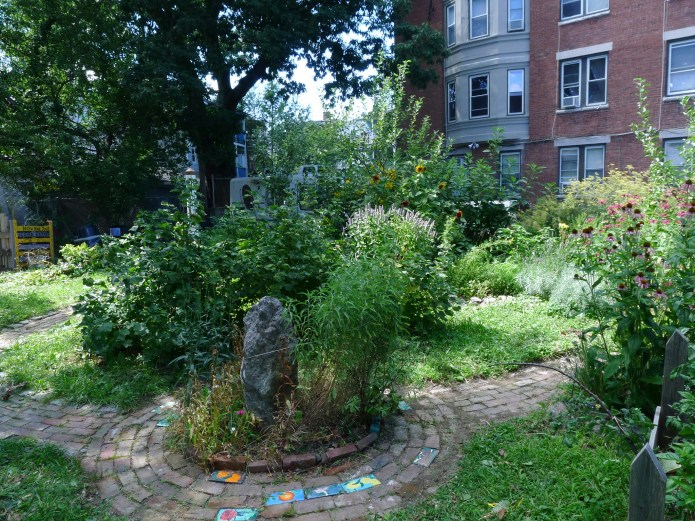 Egleston Community Orchard