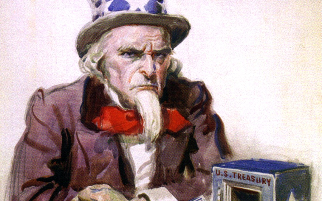 Fleecing Uncle Sam