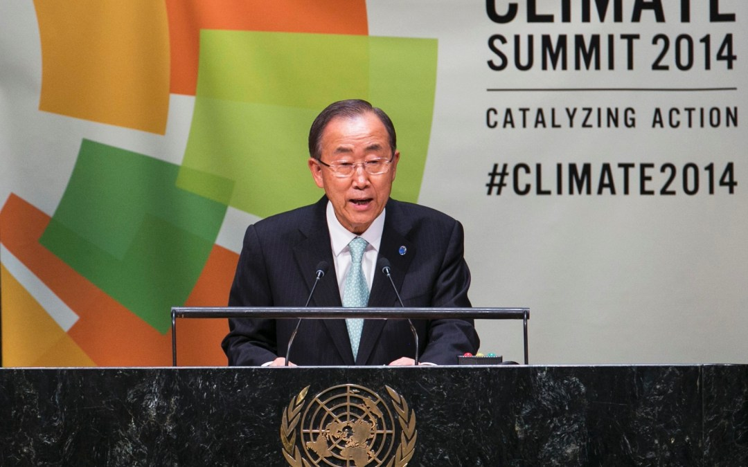 Wealthy Countries Pony Up for Climate Justice