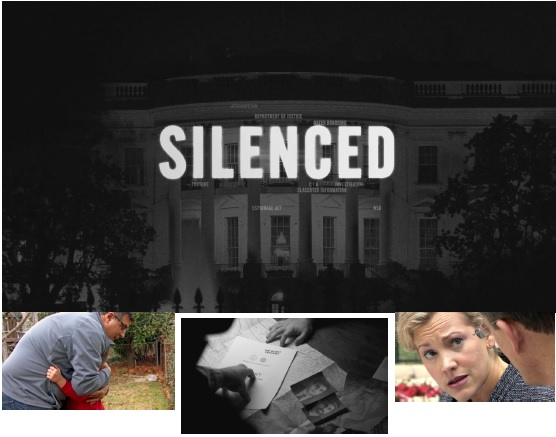 Film: SILENCED. A documentary about America's war on whistleblowers